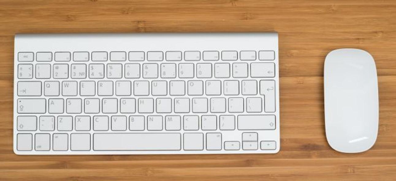 So richten Sie eine Bluetooth-Tastatur oder -Maus auf Ihrem Mac ein