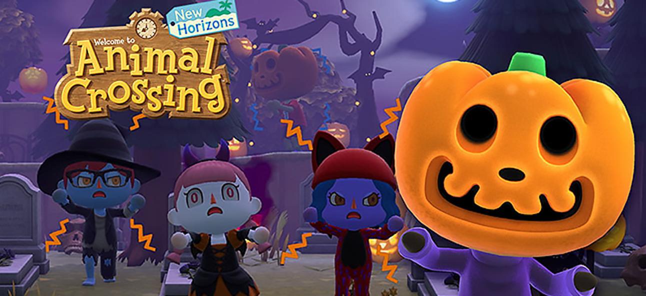 """So bereiten Sie sich in """"Animal Crossing: New Horizons"""" auf Halloween vor"""