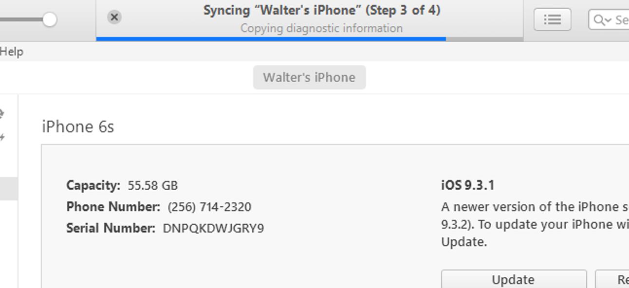 So verhindern Sie, dass iTunes automatisch mit einem iOS-Gerät synchronisiert wird