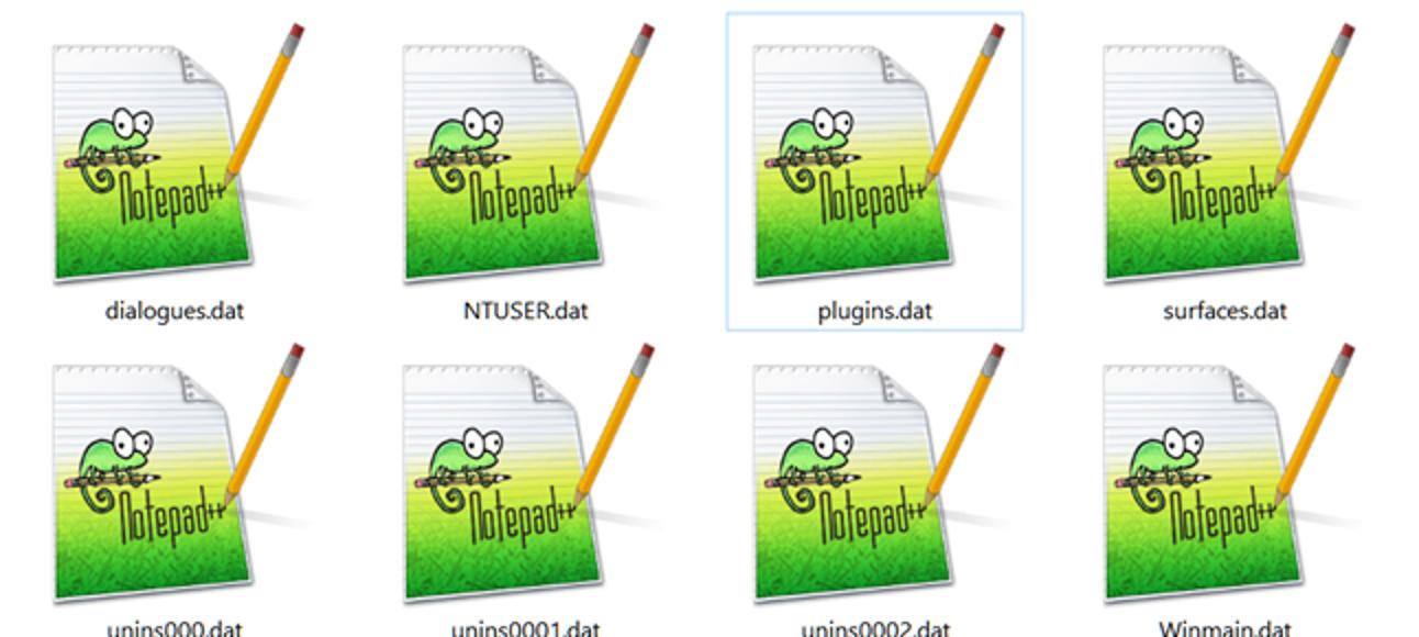 Was ist eine DAT-Datei (und wie öffne ich eine)?