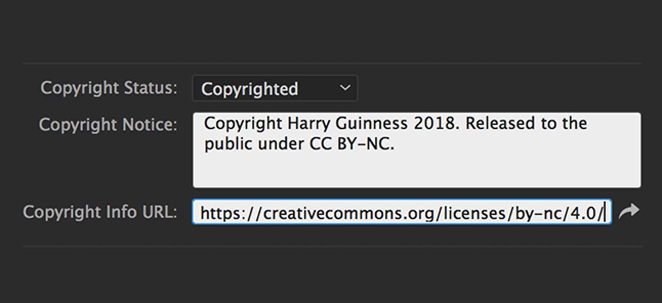 So teilen Sie Ihre Arbeit unter einer Creative Commons-Lizenz