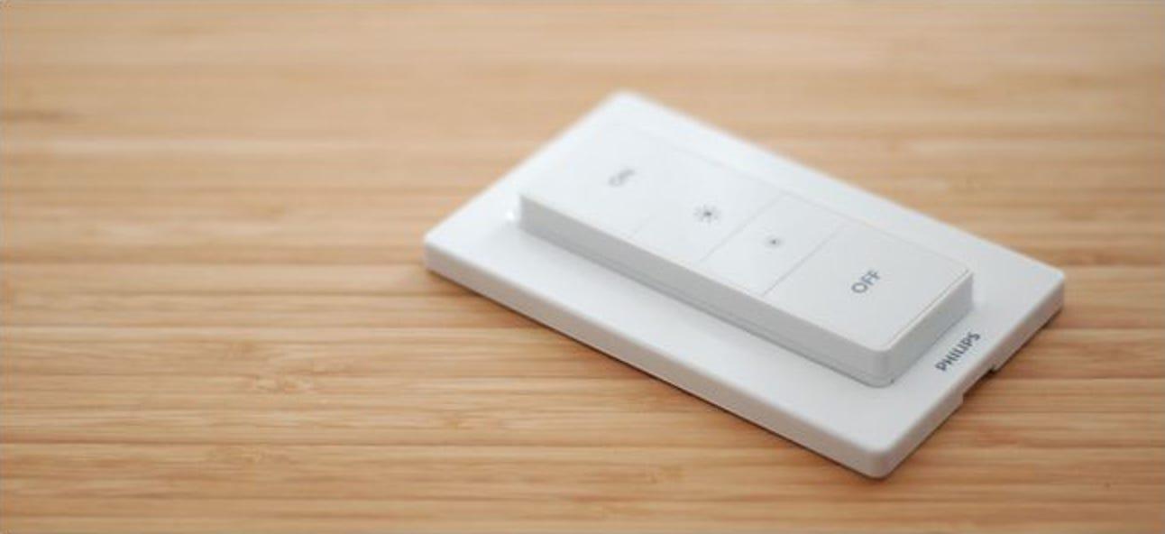 So steuern Sie Ihre Philips Hue Lights mit dem Hue Dimmer-Schalter