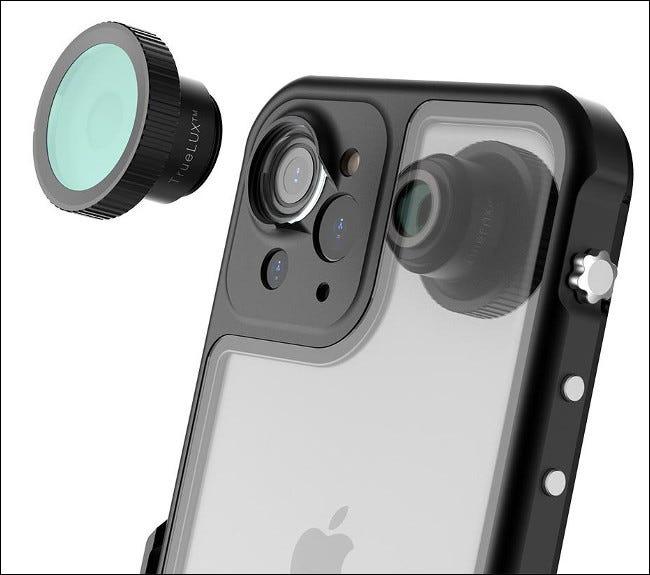 Hitcase PRO wasserdicht und Fotografie Fall für iPhone