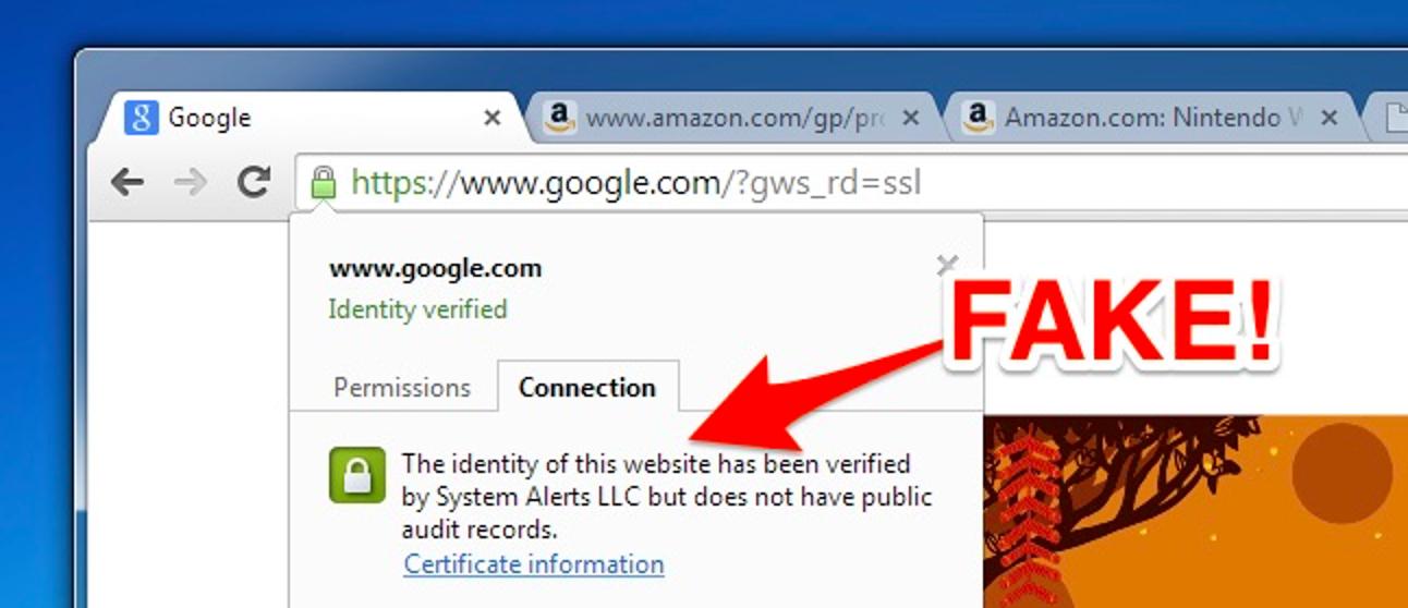 So suchen Sie auf Ihrem Windows-PC nach gefährlichen, Superfish-ähnlichen Zertifikaten