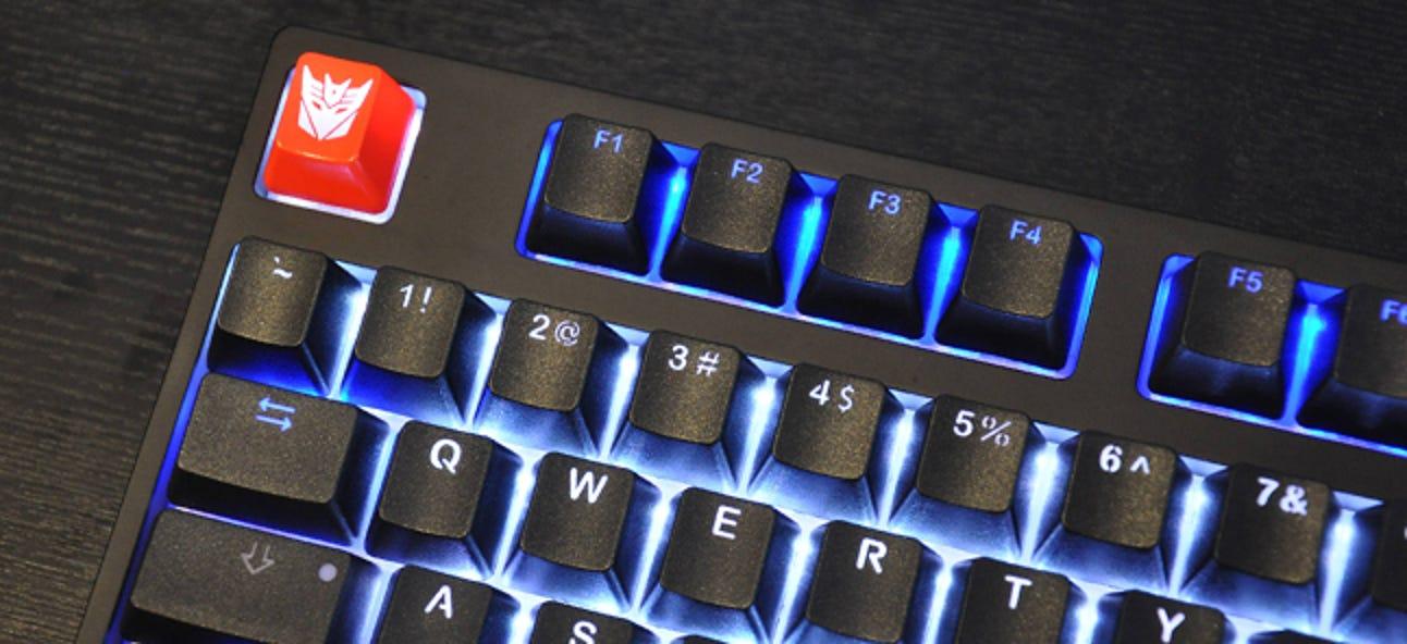 So wählen Sie die beste mechanische Tastatur für Sie aus (und passen sie an)