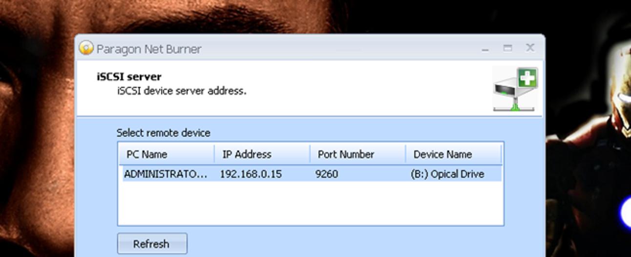 So verwenden Sie das DVD-Laufwerk eines PCs remote in Ihrem Netzwerk