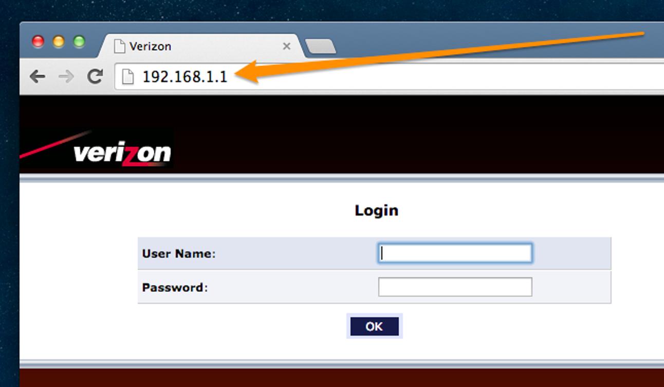 So ändern Sie den Wi-Fi-Kanal Ihres Verizon FIOS-Routers