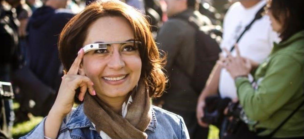 Was Sie über Google Glass wissen müssen