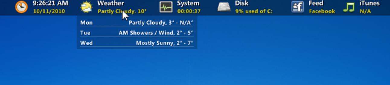 So überwachen Sie Ihren Computer