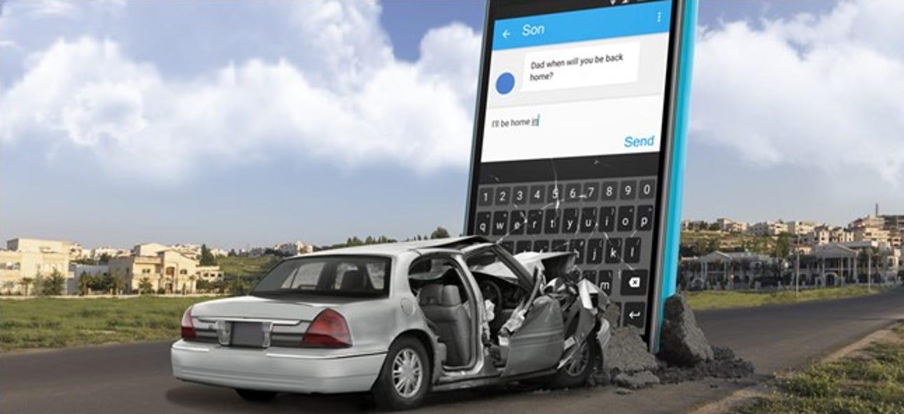 So verhindern Sie, dass Ihr Kind SMS schreibt und fährt