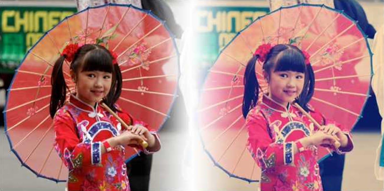 Erstellen Sie Fotoeffekte im Instagram-Stil mit GIMP oder Photoshop