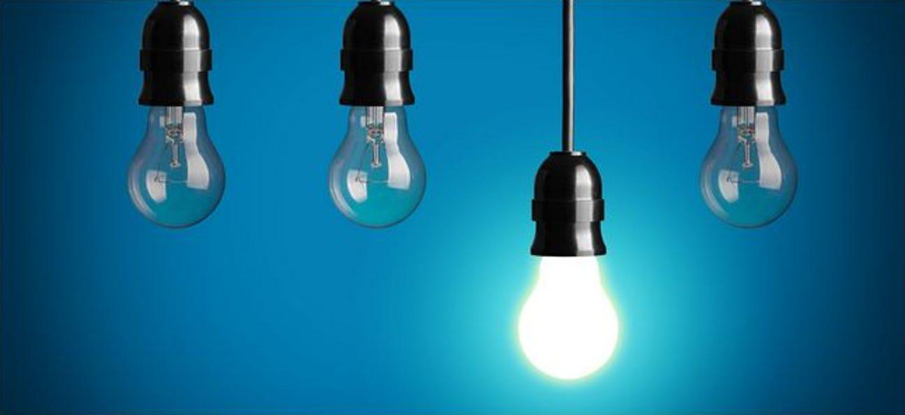 Mit Utility-Rabatten können Sie viel Geld bei LED-Glühbirnen sparen