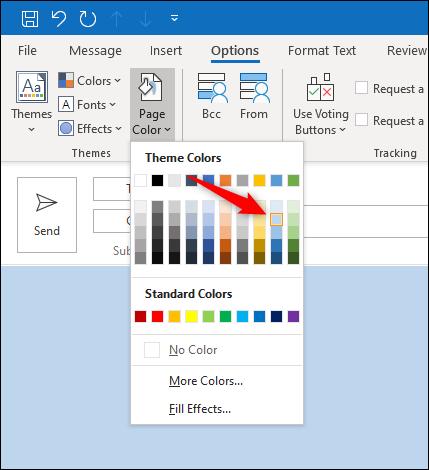 Wählen Sie eine Farbe.