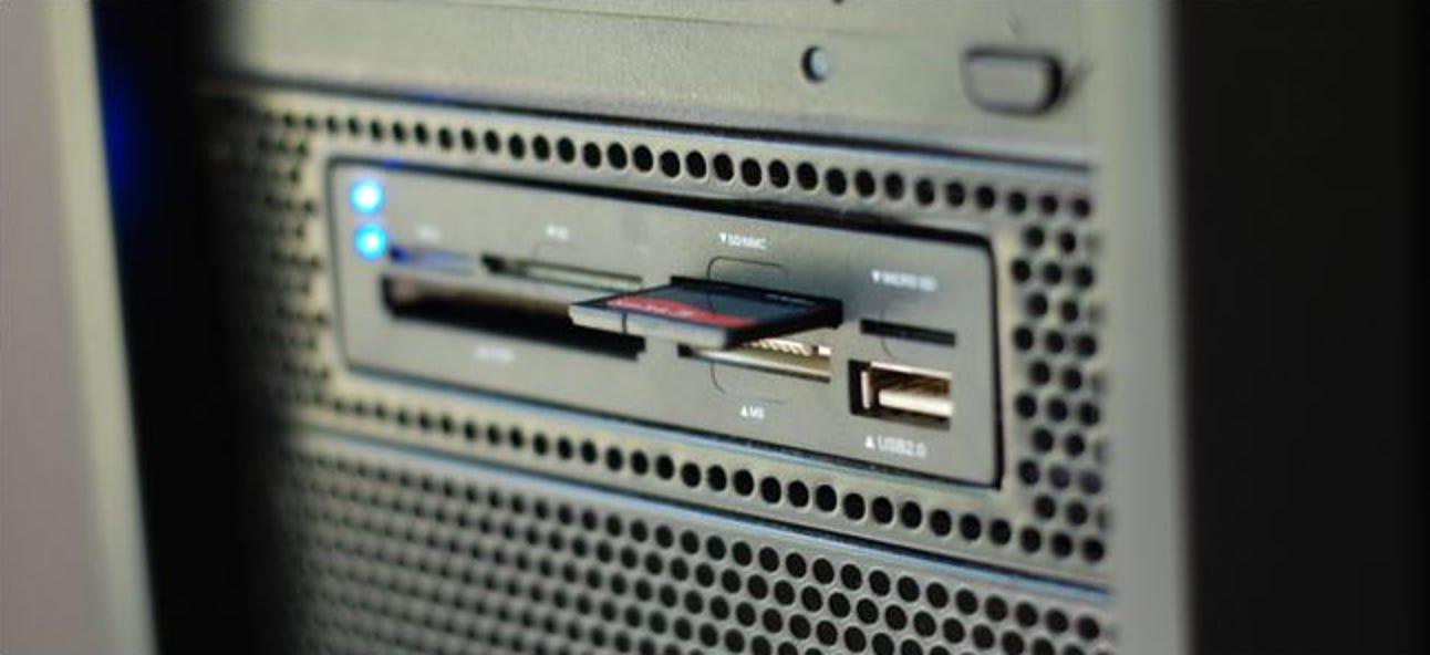 So stellen Sie die volle Kapazität der SD-Karte Ihres Raspbery Pi unter Windows wieder her