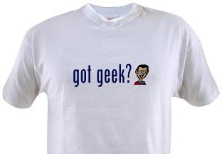 Hast du einen Geek?  Hemd