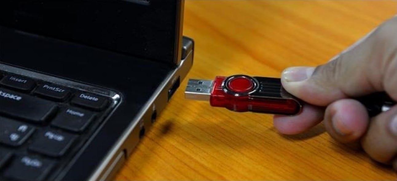 So booten Sie von einem USB-Laufwerk in VirtualBox