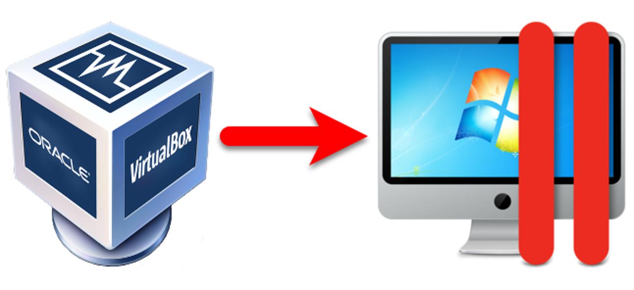 So konvertieren Sie eine virtuelle VirtualBox-Maschine in Parallels Desktop für Mac