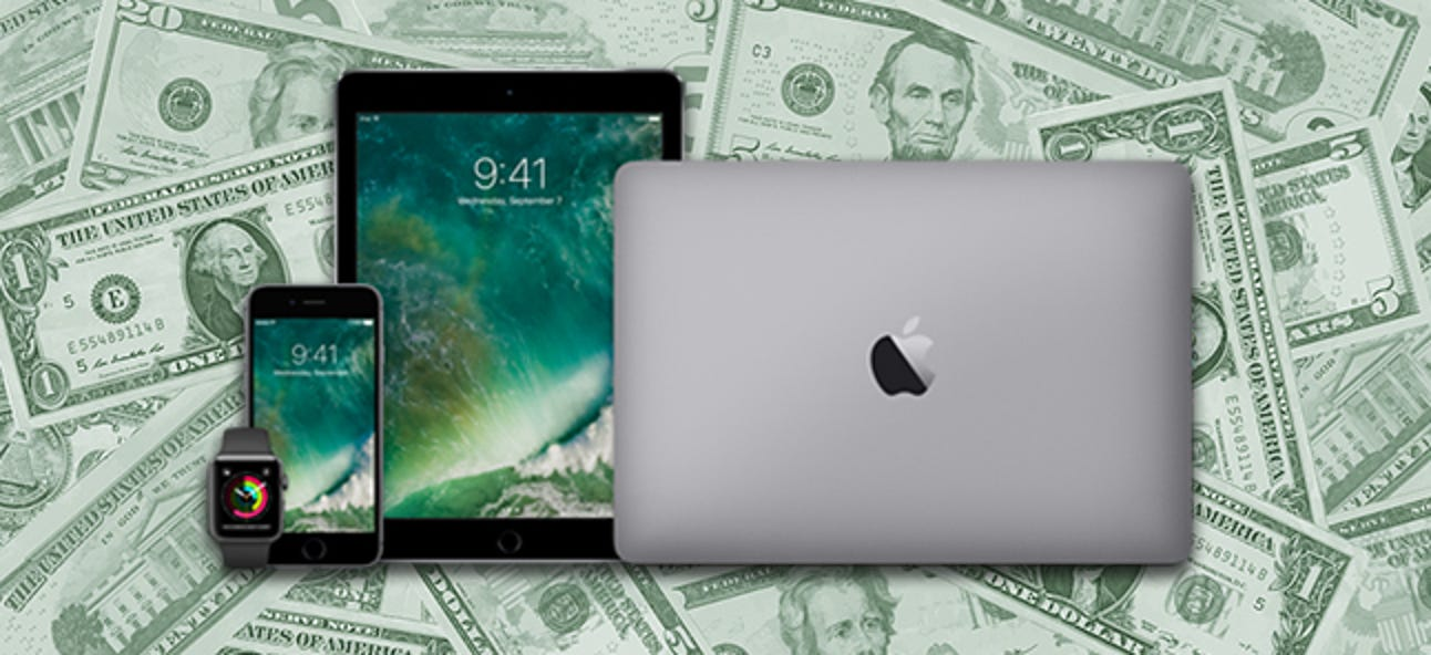 So sparen Sie Geld bei Apple-Produkten (wie iPhone, iPad und Mac)