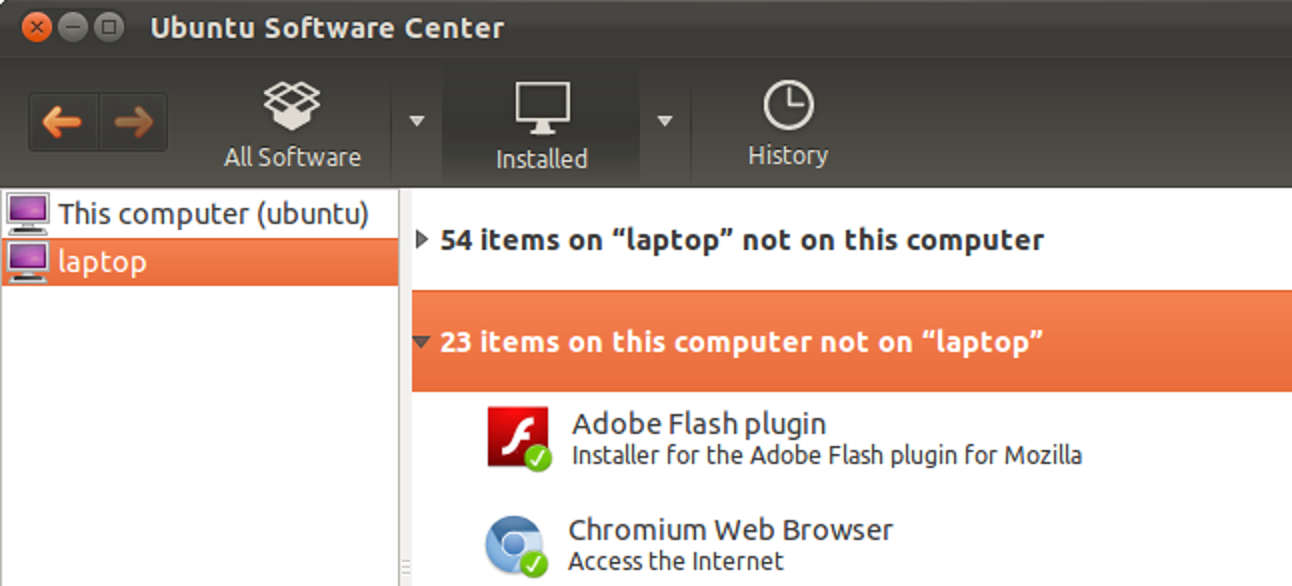 So synchronisieren und installieren Sie Anwendungen unter Ubuntu schnell neu