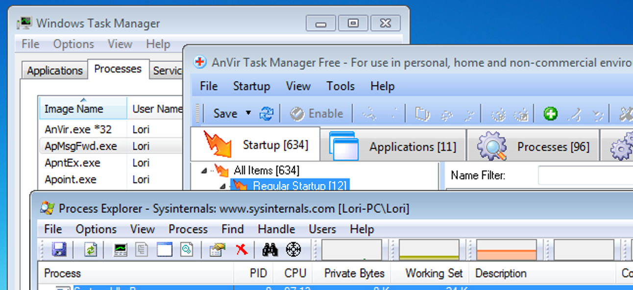 Die besten kostenlosen Alternativen zum Windows Task-Manager