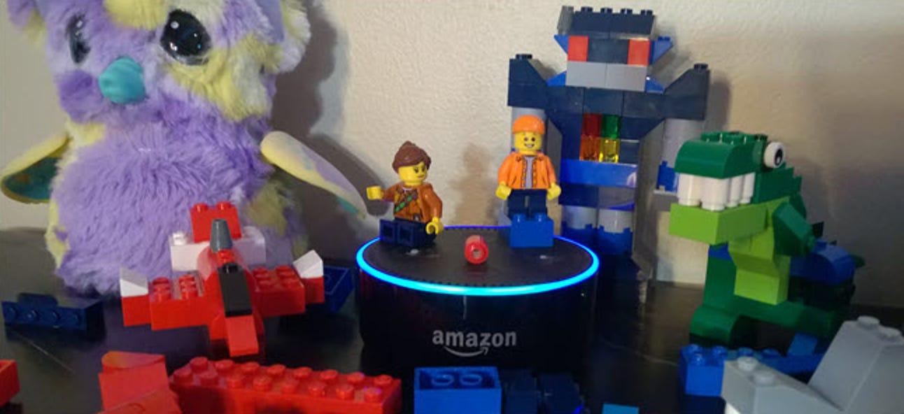 So konvertieren Sie Ihr vorhandenes Amazon Echo in die Kid's Edition