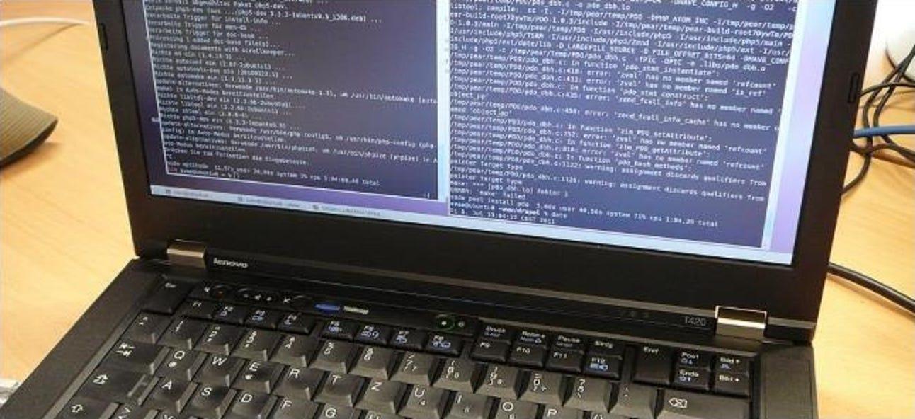 Verwenden Sie die Tab-Vervollständigung, um Befehle auf jedem Betriebssystem schneller einzugeben