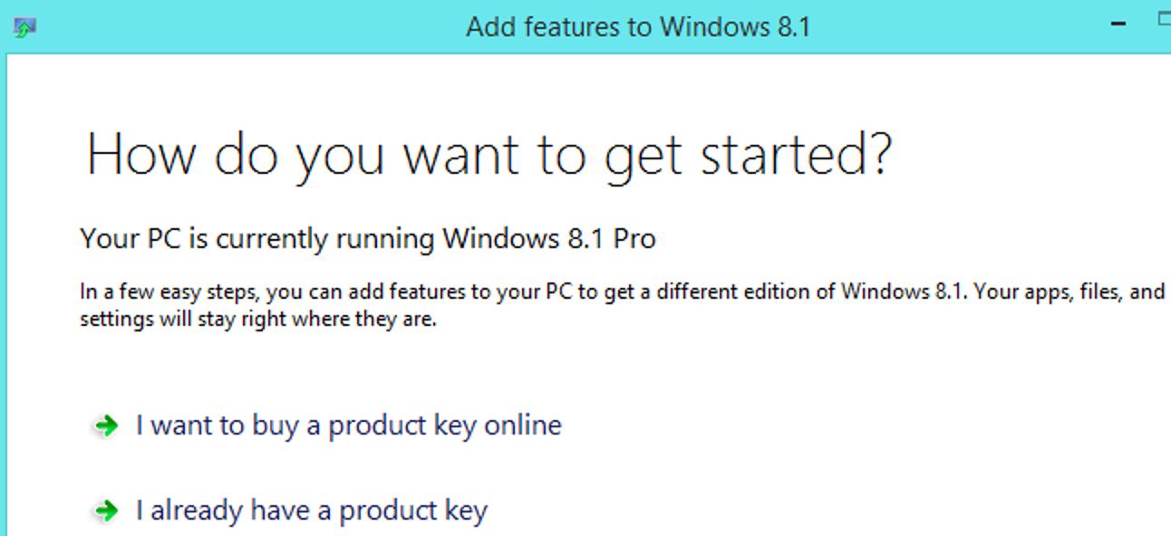 7 Funktionen, die Sie erhalten, wenn Sie auf die Professional Edition von Windows 8 aktualisieren