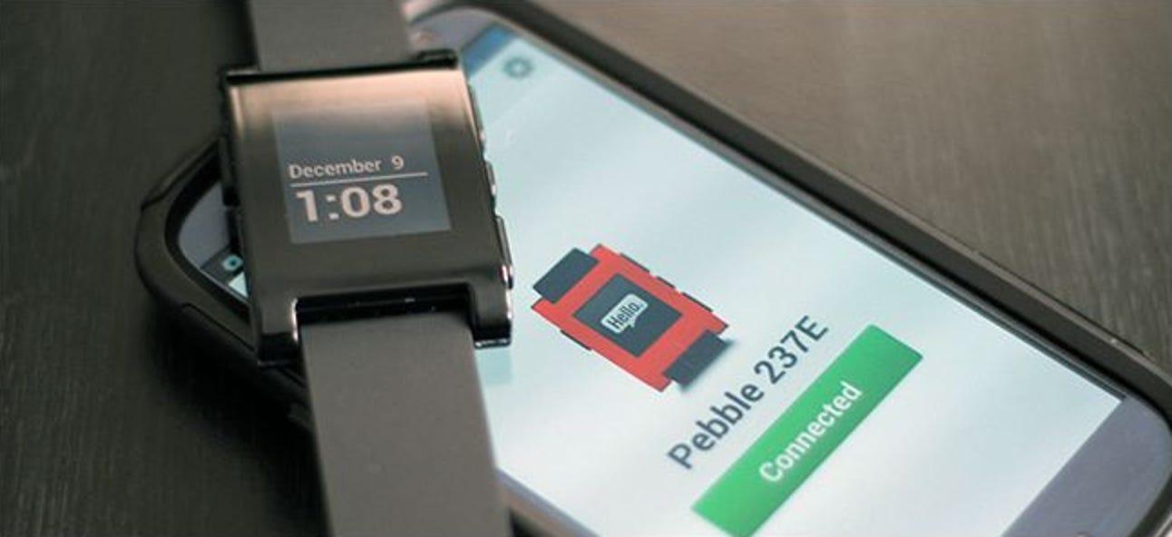 Die beste Wette auf dem Smartwatch-Markt