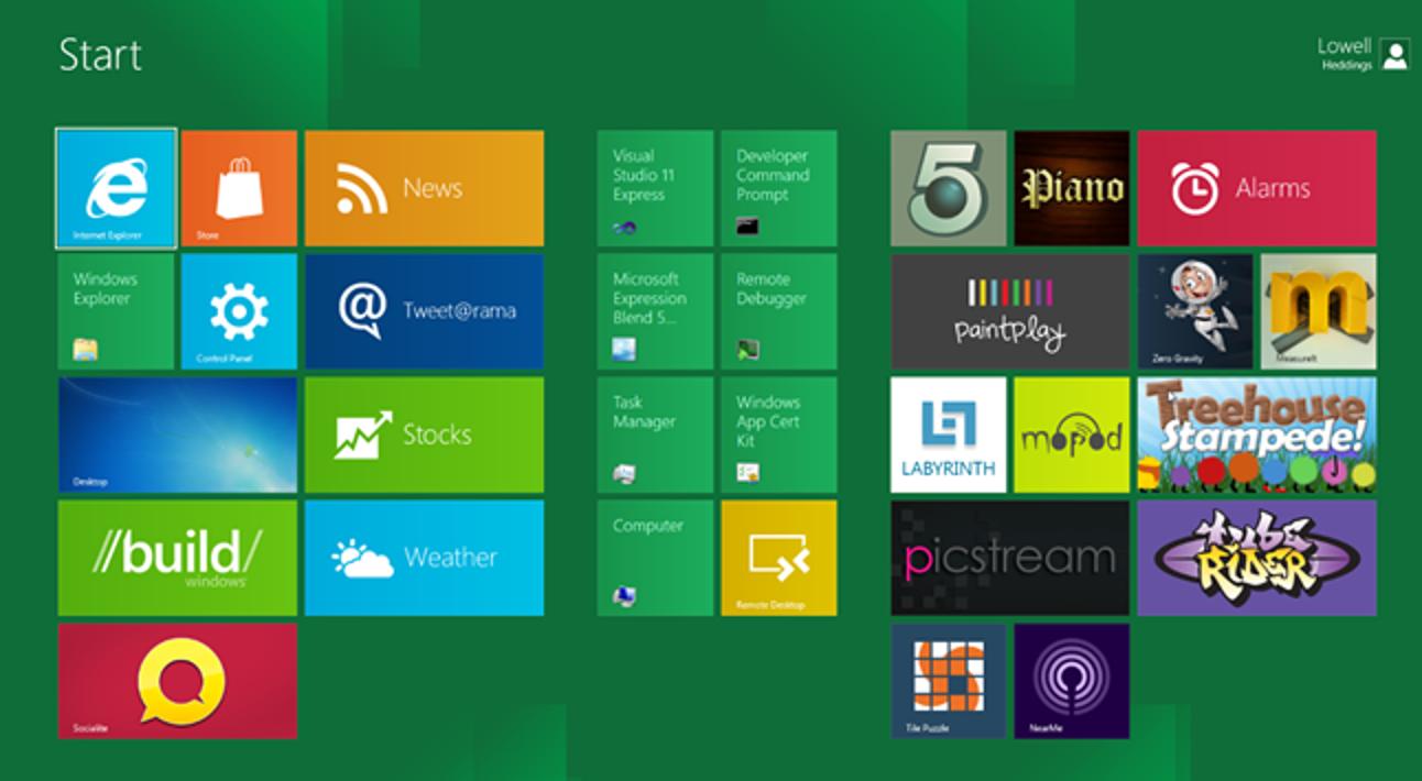 So führen Sie die Windows 8 Developer Preview von einem USB aus