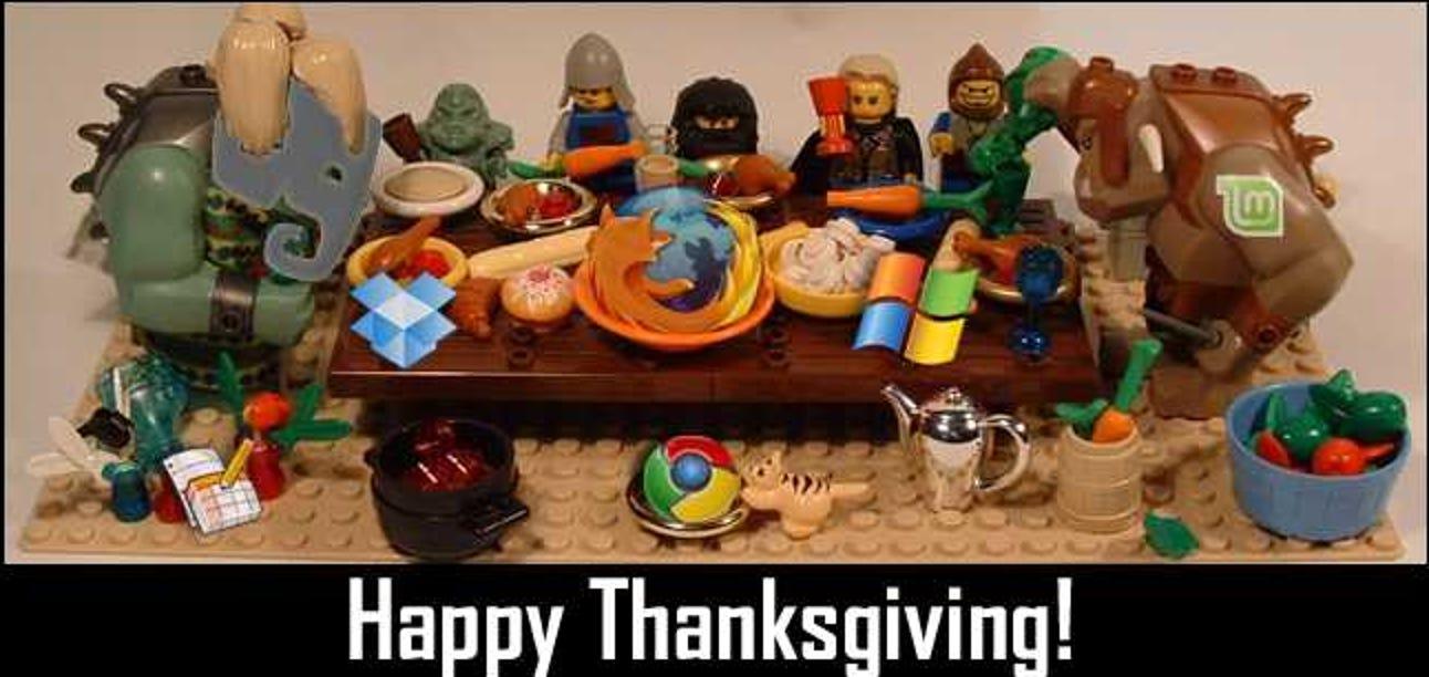 Wofür wir bei How-To Geek dankbar sind
