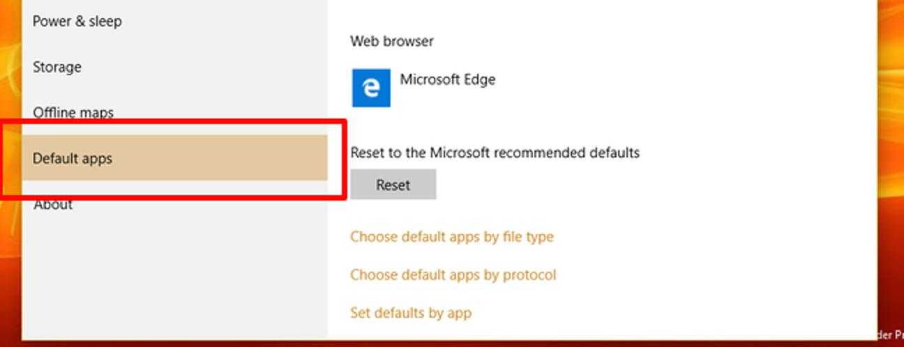 So legen Sie Ihre Standard-Apps in Windows 10 fest