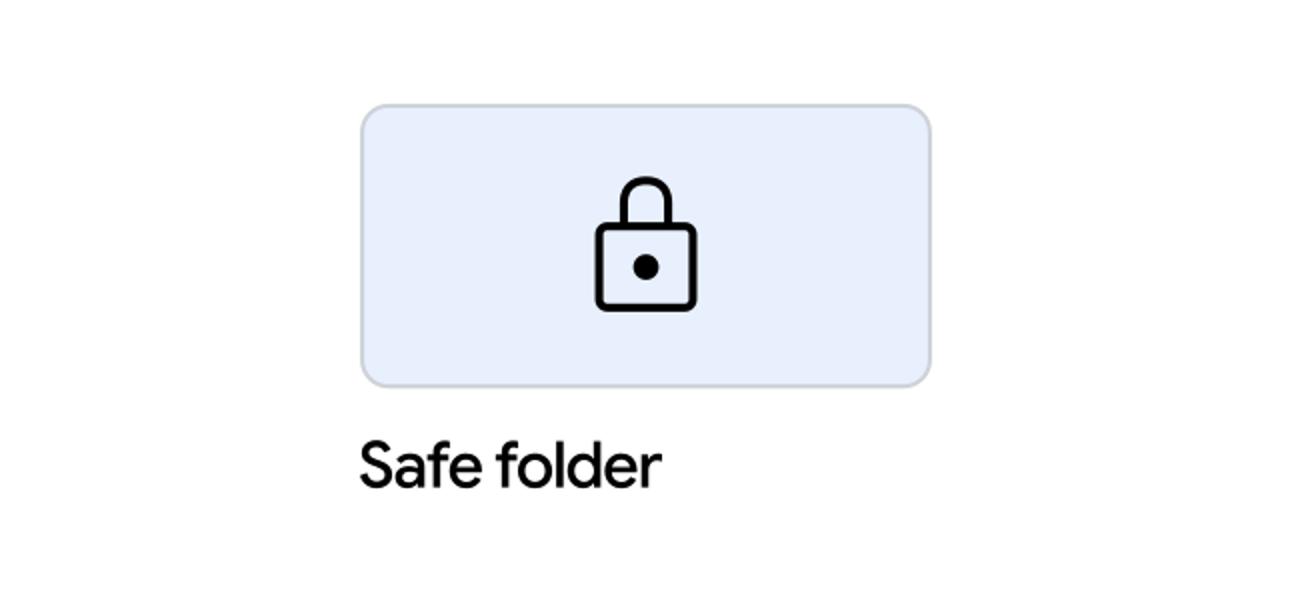 So verstecken Sie Dateien mit dem sicheren Ordner von Google unter Android