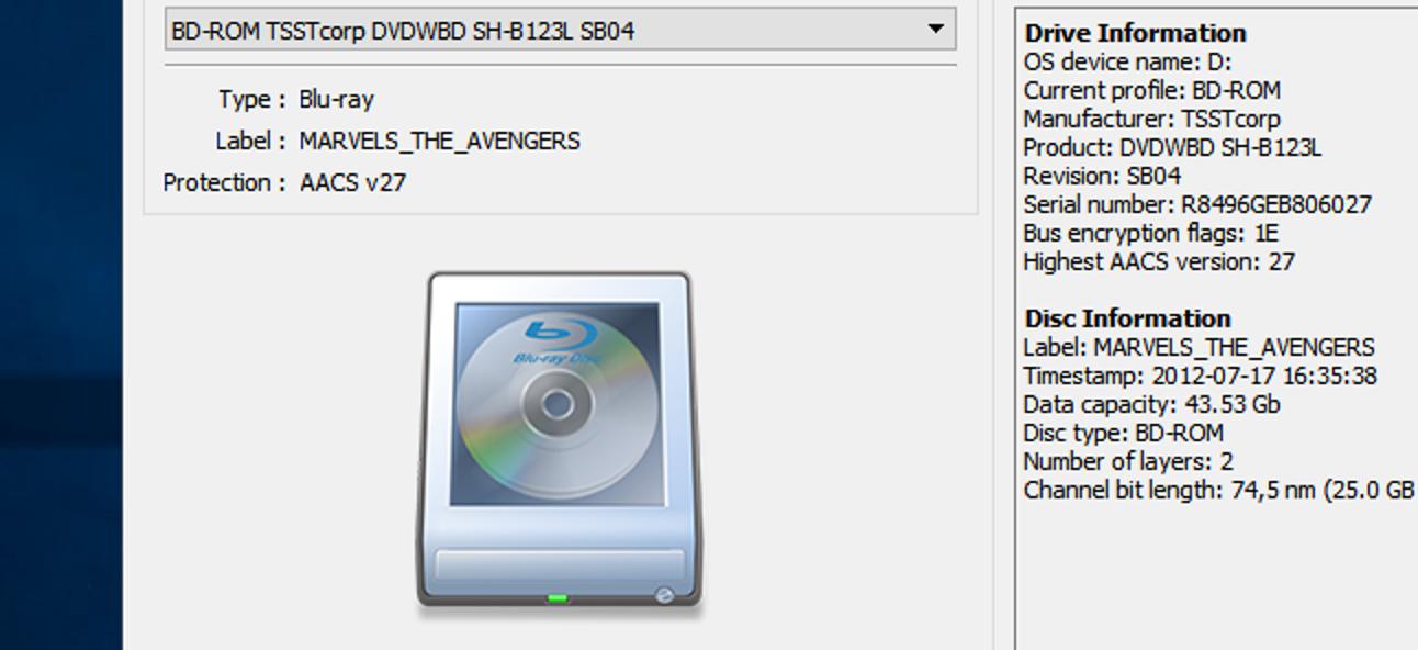 So rippen Sie Blu-Ray-Discs mit MakeMKV und Handbremse
