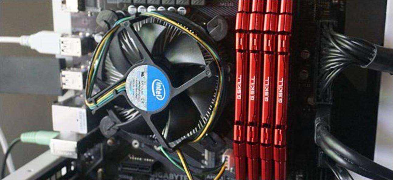 Wie viel besser sind Aftermarket-CPU-Kühler als Intel-Standardkühler?