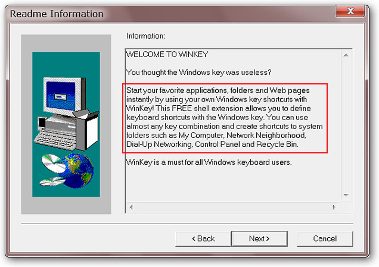Erstellen Sie benutzerdefinierte Windows-Tastaturkürzel in Windows