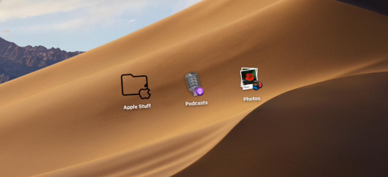 So ändern Sie App-, Datei- und Ordnersymbole auf einem Mac