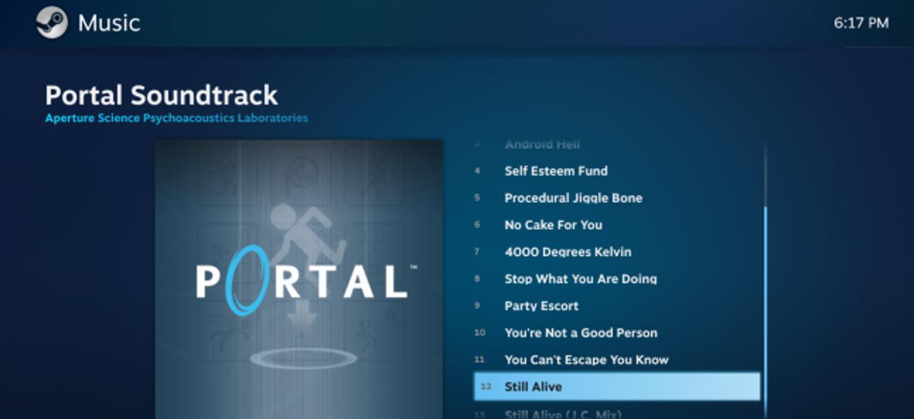So fügen Sie Ihre Musikbibliothek Steam hinzu und verwenden den Steam Music Player