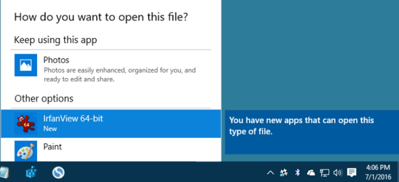 """So deaktivieren Sie die Benachrichtigung """"Neu installierte App"""" in Windows 8 und 10"""