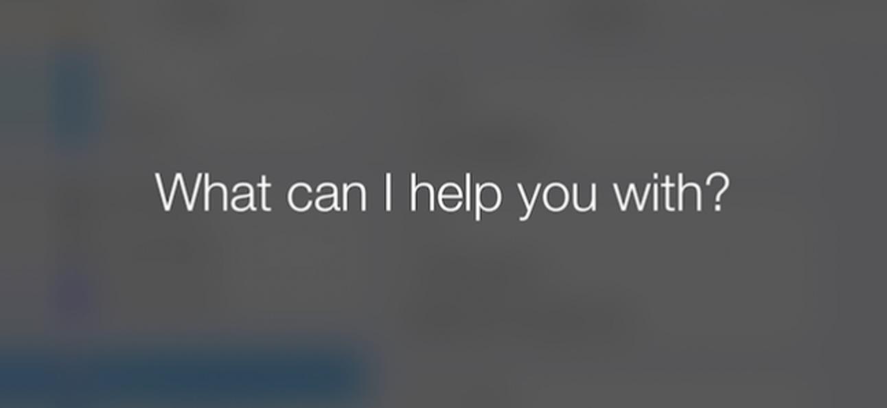 So lassen Sie Siri auf Ihre Stimme reagieren (ohne etwas zu drücken)