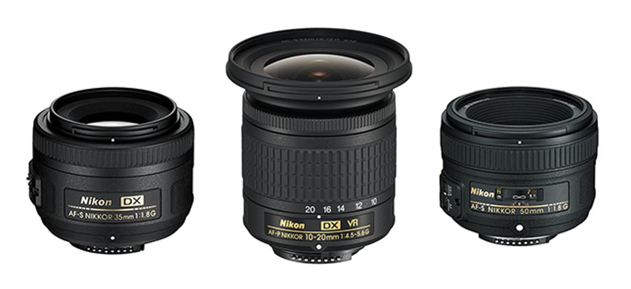 Welche Objektive soll ich für meine Nikon-Kamera kaufen?