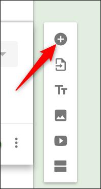 Klicken Sie auf das Pluszeichen (+), um weitere Felder hinzuzufügen