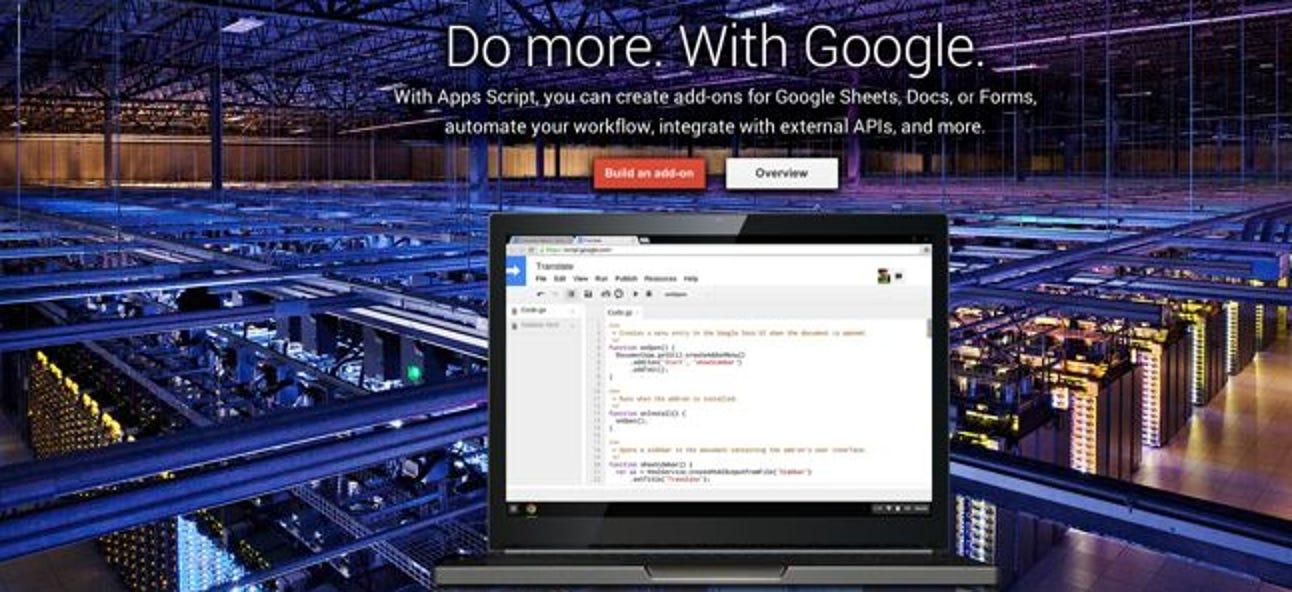 8 Überraschend nützliche Dinge, die Sie mit Google Sheets und Google Apps Script tun können