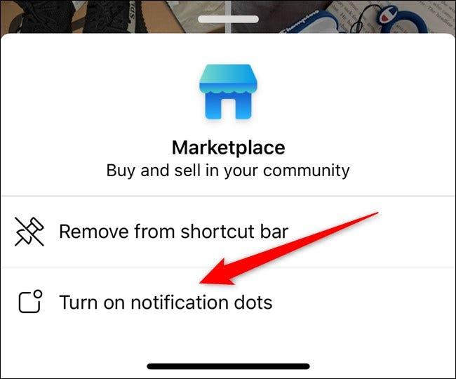 Apple iPhone Facebook App Benachrichtigungspunkte aktivieren