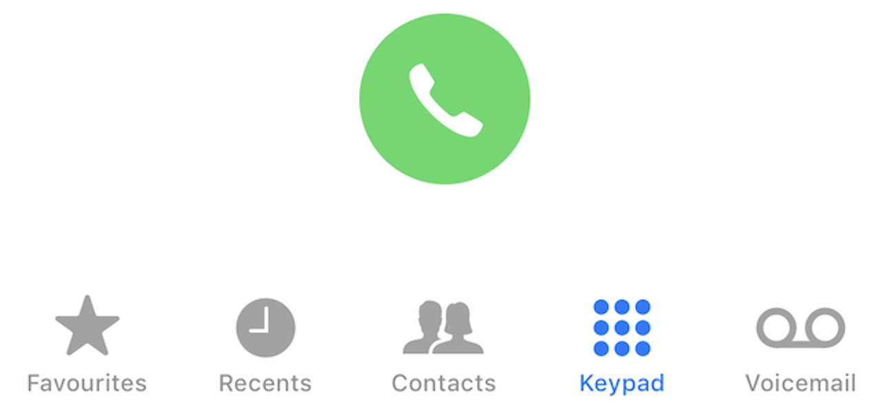 So fügen Sie einen Kontakt zu Favoriten auf dem iPhone hinzu