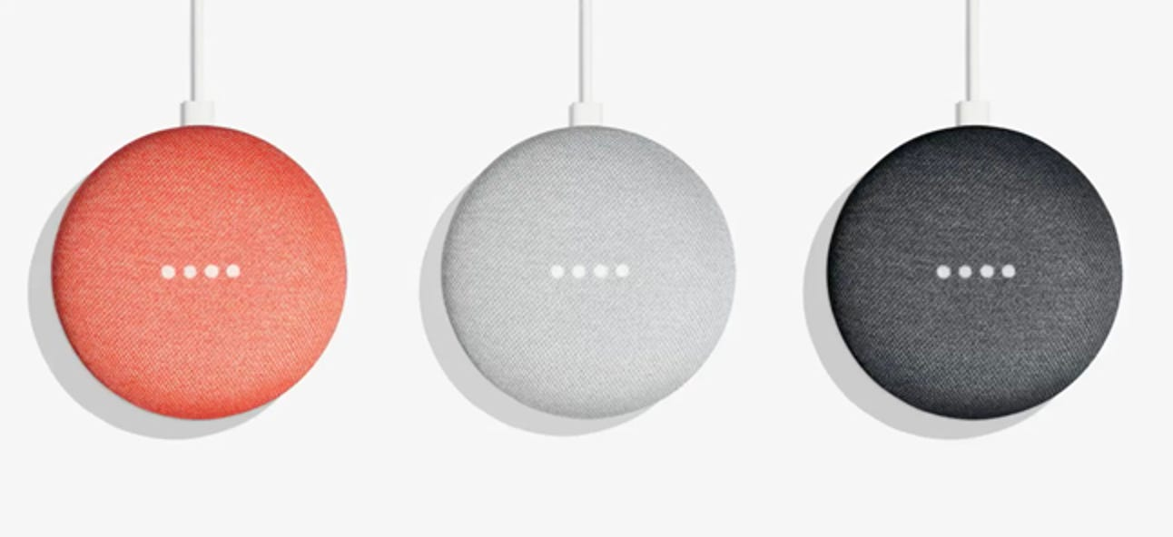 Was ist der Unterschied zwischen Google Home, Mini und Max?
