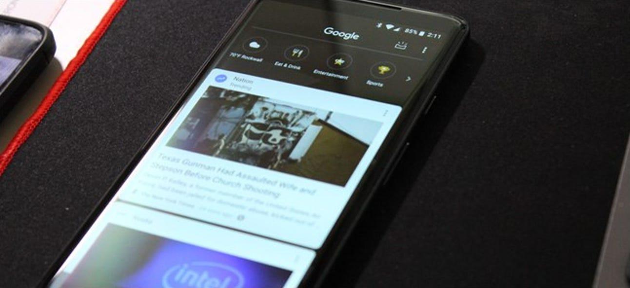 So passen Sie den Google-Feed an (und machen ihn tatsächlich nützlich)