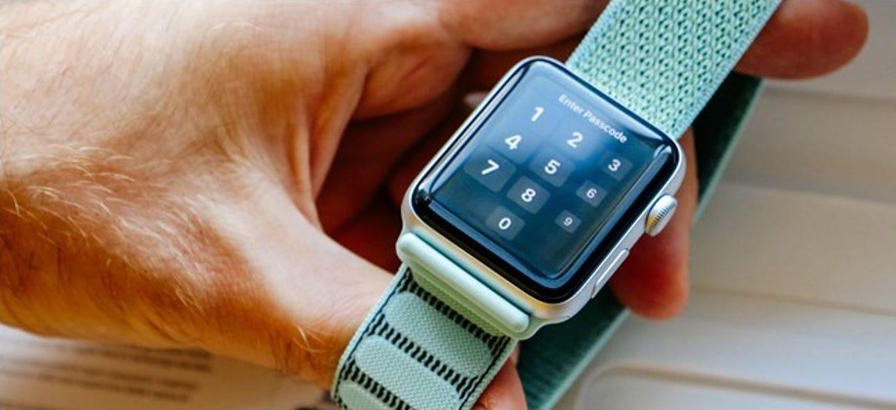 So entsperren Sie eine Apple Watch automatisch, wenn Sie Ihr iPhone entsperren