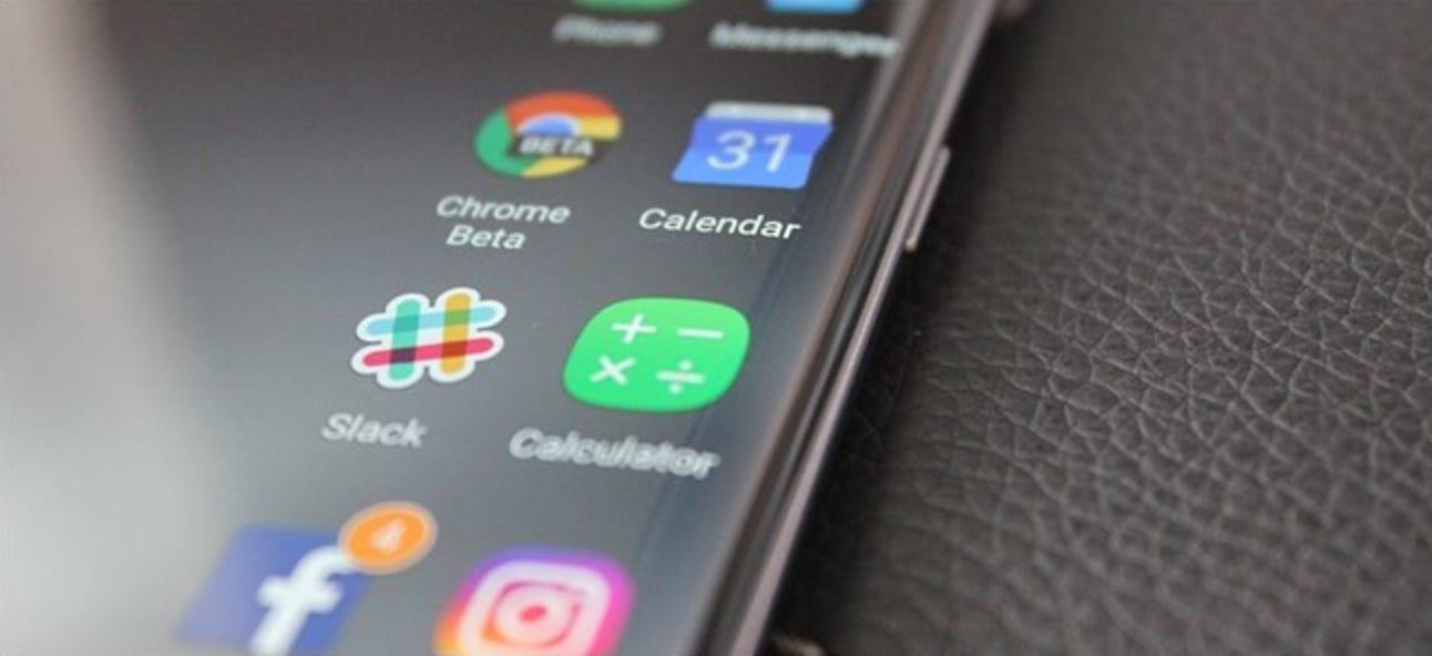 So passen Sie das Edge-Display des Galaxy S7 Edge an