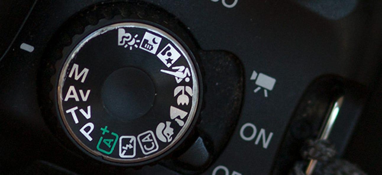So verwenden Sie die Aufnahmemodi Ihrer Kamera für bessere Fotos