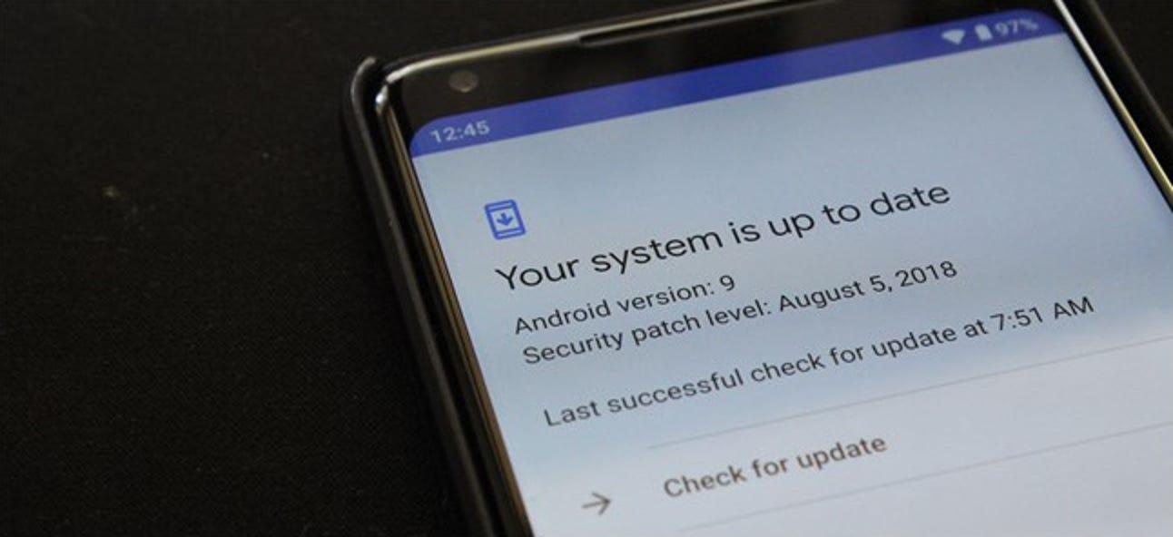 Sie sollten diesen Android-Herstellern Aufmerksamkeit schenken, wenn Sie sich für Updates interessieren